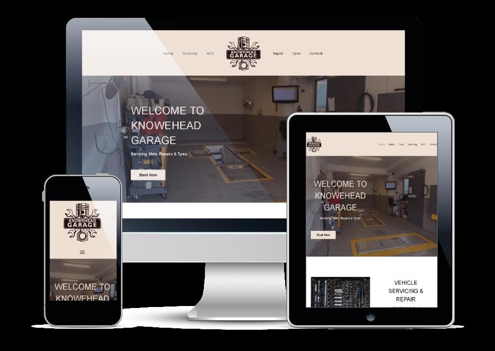 knowehead - Website Design